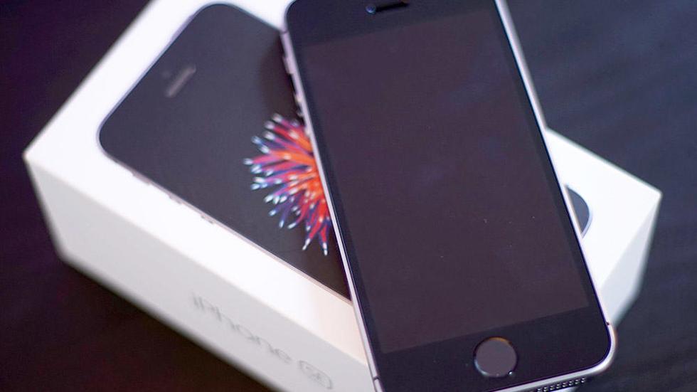 МТС снизил цену iPhone SEдоминимальной среди официальных ритейлеров Apple