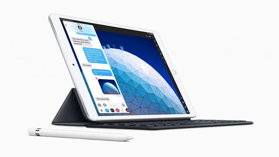 iPad 9 позаимствует дизайн у iPad Air 3